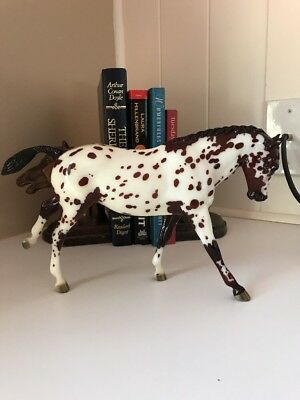 Breyer RARE GLOSSY Sixes and Sevens Breyerfest 2012 Special Run 400 made