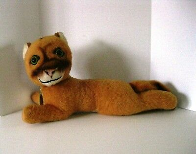 Lincoln Mercury Cougar Advertising Dealership Promo Stuffed Animal Super Rare