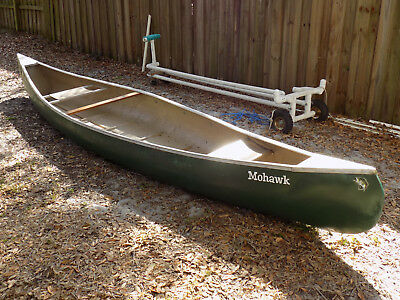 16 ft . Mohawk Canoe  - used /  Local Pick Up only.    ( Price Lowered to Sell )