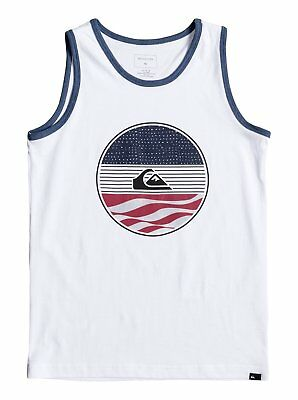 Quiksilver™ Boy's 8-16 Block Party Tank AQBZT03225