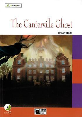 The Canterville ghost. Con CD Audio - Wilde Oscar