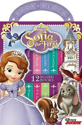 Publications Int. Disney Junior My First Library Board Book - Sofia the First Fr