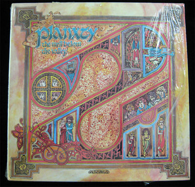Planxty Well Below the Valley Vinyl LP 1979 Shanachie Records Christy Moore Gem