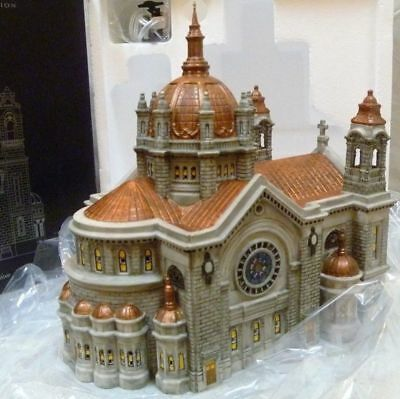 CATHEDRAL OF ST. PAUL - Copper Dome - New/Mint - Department 56 CIC