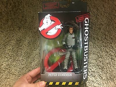 Ghostbusters Classic Peter Venkman 2016 Mattel Action Figure Bill Murray NEW