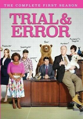 Trial & Error: Complete First Season (REGION 1 DVD New)
