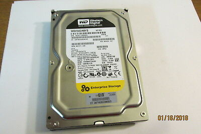 "@@@ 1 x HP 250GB 3G SATA 7.2K 3.5/""Hard Drive 484429-001// 459318-001 off2"