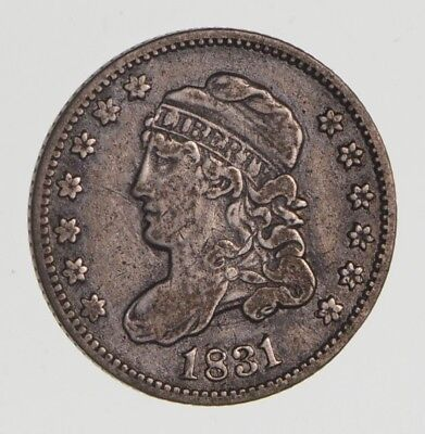 1831 Capped Bust Half Dime *0665