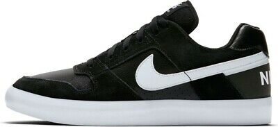 Nike SB Delta Force Vulc Mens Shoes in Black White Anthracite