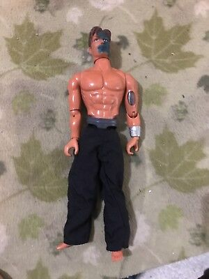 "Max Steel 12"" Figure W/ Rotating Bicep Muscle"