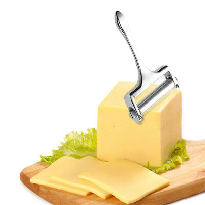 Professional Heavy Duty Zinc Alloy Cheese Ham Slicer Cutter Adjustable Wire