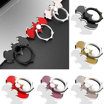 New Universal Bat Finger Ring Sticky Mount Stand Holder For Cell Phone Nice