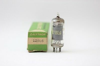 12Bl6 Tube. Mixed Brands. Nos / Nib. Rcb203