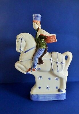 "Rye Pottery - Canterbury Tales Figurine - ""the Squire"""