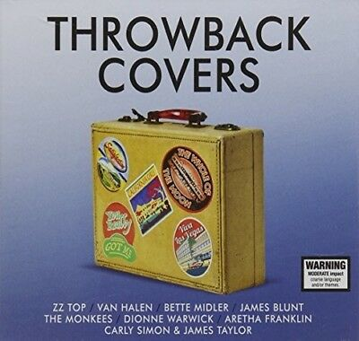 Various Artists - Throwback Covers [New CD] Australia - Import