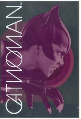 Catwoman The Movie Cat Vision Chase Card CV-4