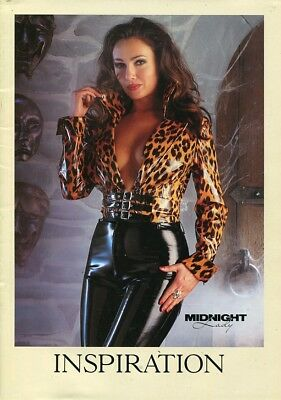 Midnight Lady Lingerie & Clothing Catalogue ~ Rubber Leather Latex