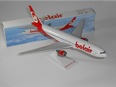 Belair Airlines | AIRBERLIN GROUP | Boeing 767-300ER 1:200 NEU!