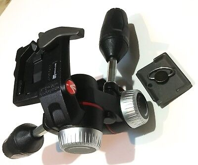 Manfrotto MHXPRO-3W XPRO Geared 3-Way Head - Excellent condition - No reserve