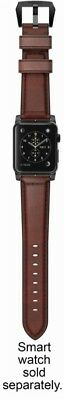 Nomad Classic Leather Watch Strap for Apple Watch 42mm - Ashland Brown - UD