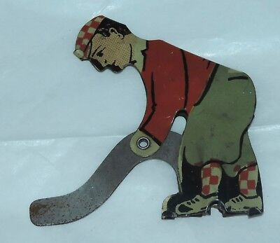 Vintage Antique Tin Toy Golfer 1930's Gotham Golf Table Game Part/Piece