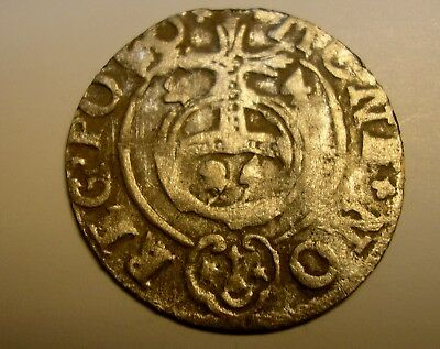 Excavated 1624 Silver Coin Eastern Europe Whites Dfx Xlt Mxt Pro Metal Detector