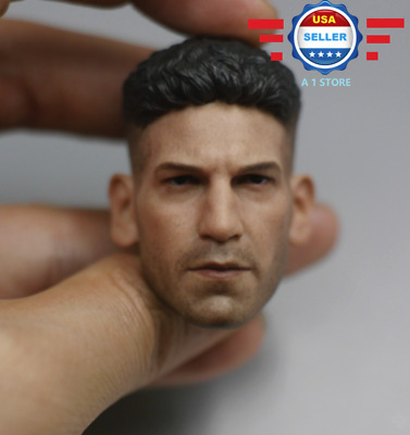 【IN STOCK】1//6 Punisher Head Sculpt Jon Bernthal BATTLE for 12/'/' Figure PHICEN