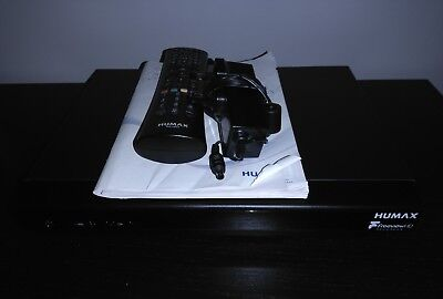 Humax HDR-1800T Freeview HD TV Recorder