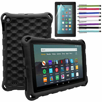 Fire HD 10 Case, Silicone Protective Cover For Amazon Kindle Fire HD 10 7th 2017
