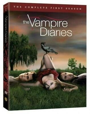 The Vampire Diaries: The Complete First 1st 1 Season (DVD, 2010, 5-Disc Set) NEW