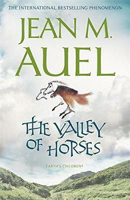The Valley of Horses (Earths Children 2) by Jean M Auel | Paperback Book | 97814