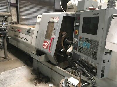 Haas SL-20 CNC Lathe, Tool Setter, Spindle Orientation, New 2006