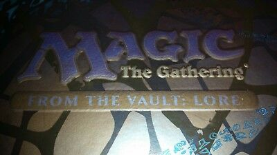 Choose your From the Vault: Lore Foil Card NM/M MTG Magic the Gathering