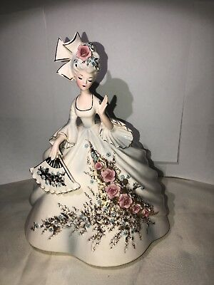 "Josef Originals Lady ""Louise"" Figurine Colonial Days Series"