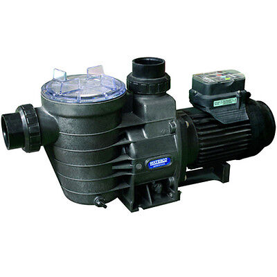 Waterco Hydrostorm ECO 100 – 3 Speed Energy Efficient Pool Pump - Free Shipping