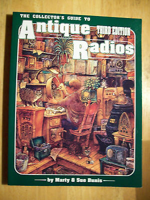 8,000 Antique Radios #3 PRICE GUIDE Collector's Book Tube 1920's - 50's
