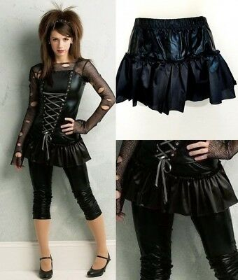 Disturbia Dance Costume RUFFLED SKIRT ONLY Mix & Match Child & Adult Sizes
