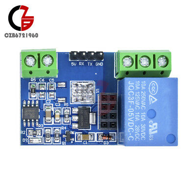 DC5V ESP8266 ESP-01 WiFi Relay Module Remote Control Switch for Home Automation