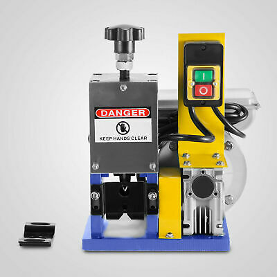 Portable Powered    Electric   Wire Stripping Machine UPDATED STRICTLY STANDARD