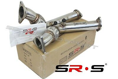 SRS TEST PIPE FOR 07- 08 Infiniti G35/350Z Coupe 2012 370Z G37 VQ37HR VQ35HR