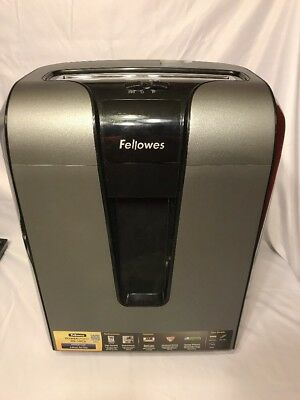 Fellowes DS-10CB Jam Blocker Power Shredder (used) Free Shipping