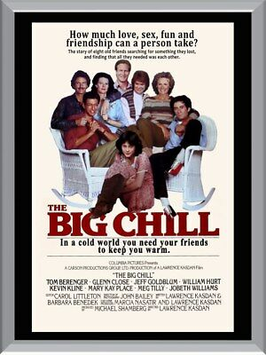 The Big Chill A1 To A4 Size Poster Prints