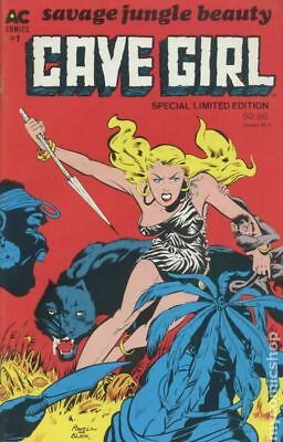 Cave Girl (AC) #1 1988 VF Stock Image