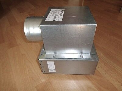 8 New Greenheck CRD-1WT ceiling radiation dampers nos quantity 8 **