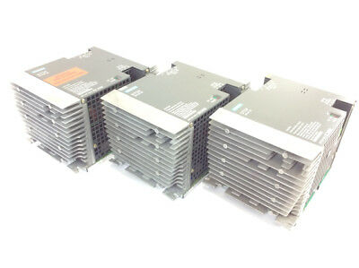 3x Siemens Sitop Power 40 6EP1437-1SL11 DC 24V 40A Netzteil / Power Supply