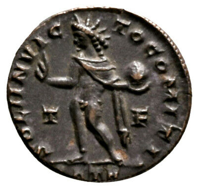 CONSTANTINE THE GREAT (316 AD) Follis. Trier #MB 9968