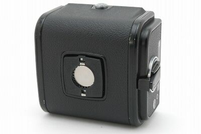 [Exc+++++] Hasselblad A12 Film Back Magazine Type II 6x6 Black From Japan #527