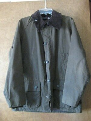 Barbour Classic Bedale 38 olive