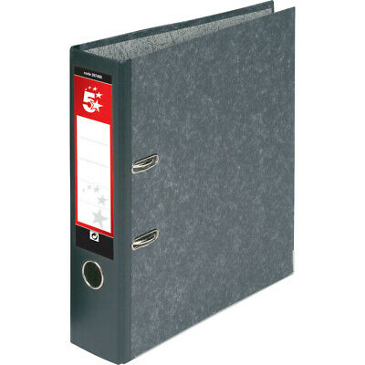 Five Star 5 Star Lever Arch File A4 Cloud Cover PK10