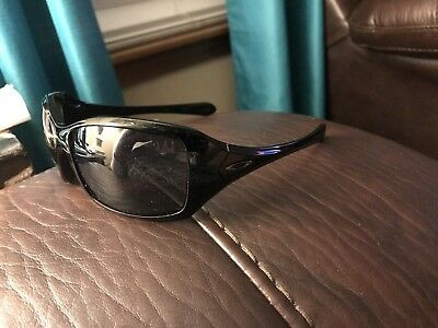 Womens Black Oakley Sunglasses with carrying case